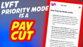 Lyft Priority Mode: A Ploy To Pay Drivers LESS