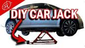 DIY Car Jack, Car lift