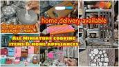 5rs Onwards Miniature cooking items in chennai | whatsapp purchase \u0026 home delivery available |