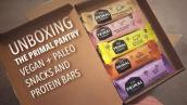 Unboxing The Primal Pantry Paleo Bars - Real Food, Untamed