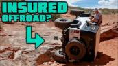 I ROLLED MY JEEP! Now what? HOW TO INSURE YOUR OFF ROAD VEHICLE?! (Q\u0026A)