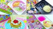 Unboxing Kracie Popin Cookin Japanese DIY Candy Kit Compilation