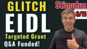 EIDL GRANT UPDATE $10,000 SBA GLITCH! Get Answers on who Received Targeted Grant Funds 3-11  [PPP 2]