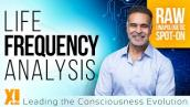 Life Frequency Analysis | Mas on Sunday replay | Mas Sajady just Warned Of A Stock Market Crash